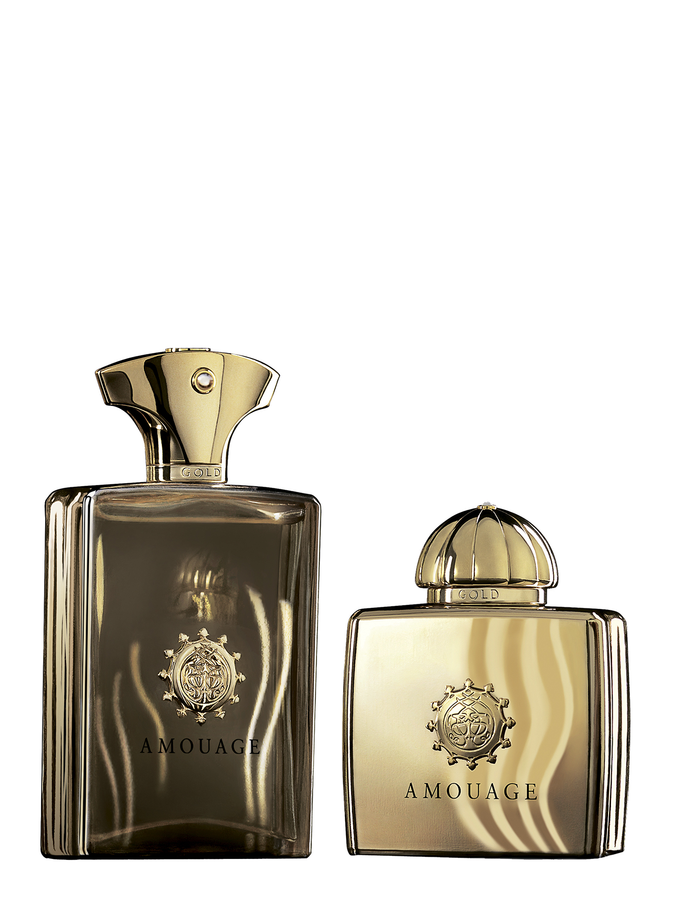 Парфюмерная вода 100 мл Amouage Gold pour Femme - Обтравка1